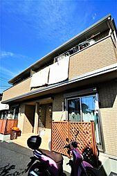 [テラスハウス] 埼玉県所沢市東所沢1丁目 の賃貸【/】の外観