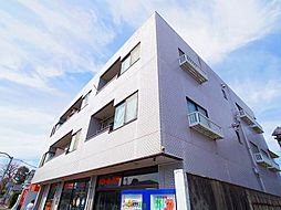 東京都西東京市東伏見6丁目の賃貸マンションの外観