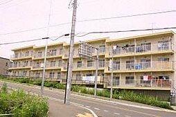 北海道札幌市手稲区富丘三条7丁目の賃貸マンションの外観