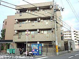 大阪府堺市北区中百舌鳥町1丁の賃貸マンションの外観