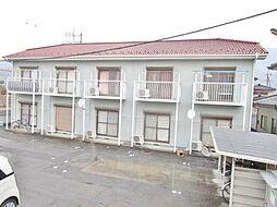 山梨県甲府市和戸町の賃貸アパートの外観