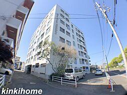 広島県広島市中区舟入南4丁目の賃貸マンションの外観