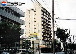ダイアパレス四日市II702号[7階]の外観