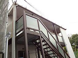 兵庫県神戸市長田区源平町の賃貸アパートの外観
