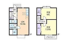 Home Grow[2階]の間取り