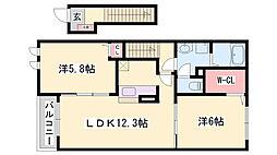 山陽天満駅 6.6万円