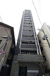 レジュールアッシュ梅田アクシア[8階]の外観