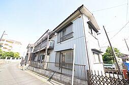 藤田荘[103号室]の外観
