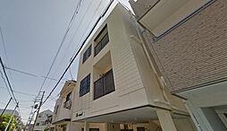 兵庫県神戸市中央区宮本通7丁目の賃貸アパートの外観