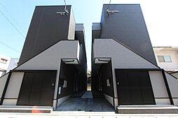RIDE II[2階]の外観