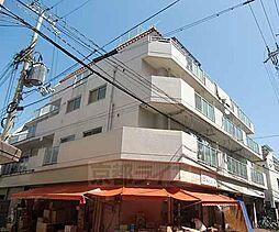 京都府京都市下京区朱雀宝蔵町の賃貸マンションの外観