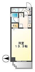 Sun State上飯田(サンステートカミイイダ)[8階]の間取り