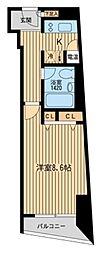 HF三田レジデンス[201号室]の間取り