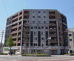 京都府京都市右京区西院上今田町の賃貸マンションの外観