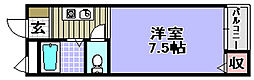 グレースマリンアベニュー[305号室]の間取り