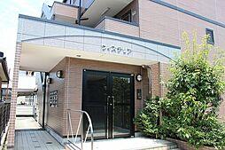 愛知県津島市永楽町1丁目の賃貸マンションの外観