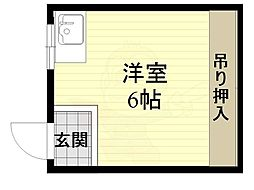京都河原町駅 2.5万円