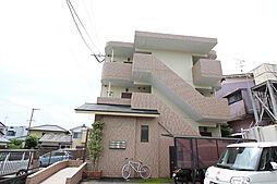 エスポワ−ル中須賀[101号室]の外観