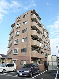 宮城県仙台市青葉区上愛子字蛇台原の賃貸マンションの外観