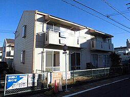 サンハイツ岩田 A棟[1階]の外観