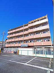 埼玉県新座市栗原4の賃貸マンションの外観