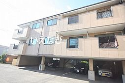岡山県岡山市南区豊成1丁目の賃貸マンションの外観