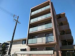 静岡県浜松市中区旅籠町の賃貸マンションの外観