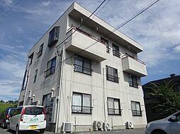 コーポ松木[1階]の外観