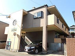 カーム松香台[2階]の外観