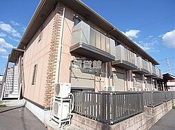 兵庫県神戸市西区玉津町小山の賃貸アパートの外観