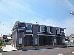 香川県丸亀市今津町の賃貸アパートの外観
