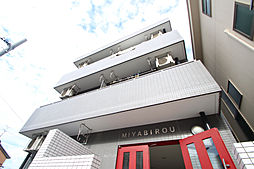 愛知県名古屋市南区駈上1丁目の賃貸マンションの外観