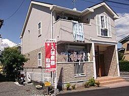 静岡県島田市稲荷1丁目の賃貸アパートの外観