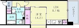山陽塩屋駅 9.5万円