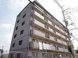 大阪府八尾市小畑町4丁目の賃貸マンションの外観