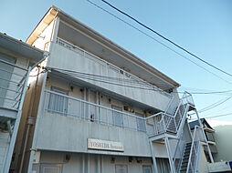 吉田ハウス[202号室]の外観