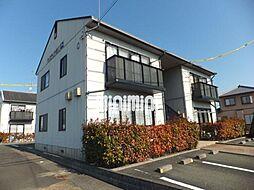 ウィステリア菊川[2階]の外観