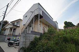 神奈川県横浜市南区大岡1の賃貸アパートの外観