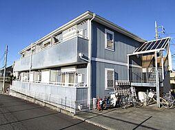 コンフォート狭山[205号室]の外観
