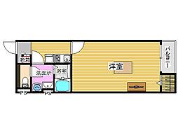 レオネクストコガスリー[2階]の間取り