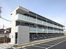 埼玉県さいたま市岩槻区美幸町の賃貸マンションの外観