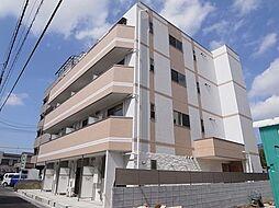 ツリーデン勝田台[3階]の外観