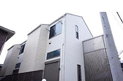 千葉県市川市新井3丁目の賃貸アパートの外観