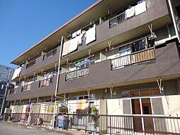 コーポ東和[1階]の外観