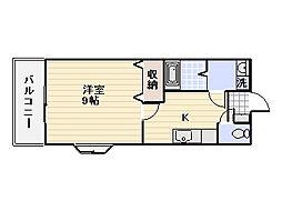 エクセレントセンチュリーIV[2階]の間取り