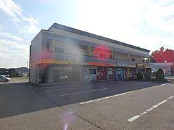 岐阜県関市鋳物師屋4丁目の賃貸マンションの外観