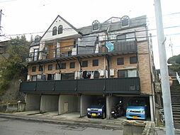 長崎県長崎市千歳町の賃貸アパートの外観