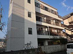 高知県高知市塩田町の賃貸マンションの外観