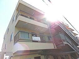 西沢マンション[1階]の外観