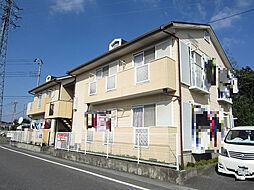 埼玉県上尾市弁財1丁目の賃貸アパートの外観